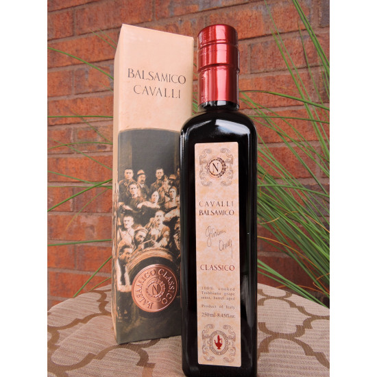 Vinaigre balsamique - Cavalli classico (250 ml)