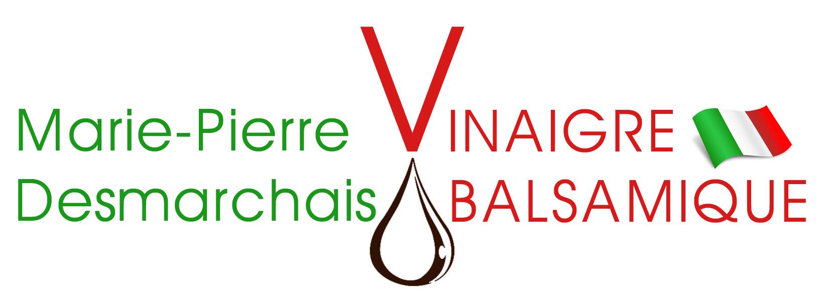 Marie-Pierre Desmarchais Vinaigre Balsamique